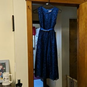 Semi-formal dress